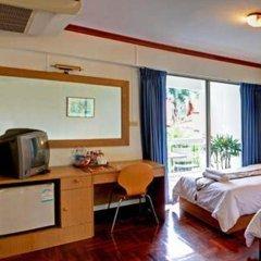 Отель Stable Lodge 3* Улучшенный номер разные типы кроватей фото 5