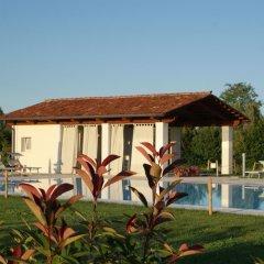 Отель Villa Ghislanzoni Италия, Виченца - отзывы, цены и фото номеров - забронировать отель Villa Ghislanzoni онлайн бассейн фото 2