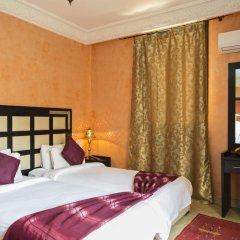 Отель Riad Marrakech House 3* Номер Делюкс с различными типами кроватей