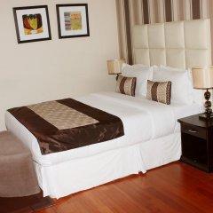 Отель Morning Side Suites 4* Улучшенный номер с различными типами кроватей фото 2