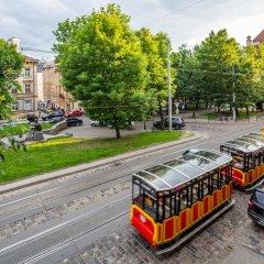 Гостиница Crystal Apartments Украина, Львов - отзывы, цены и фото номеров - забронировать гостиницу Crystal Apartments онлайн парковка