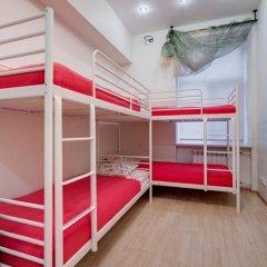 Хостел Мини-Мани на Крылова Стандартный номер с двуспальной кроватью фото 12