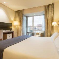 Hotel ILUNION Pio XII 4* Стандартный номер с различными типами кроватей фото 5