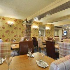 Отель Best Western Kilima Hotel Великобритания, Йорк - отзывы, цены и фото номеров - забронировать отель Best Western Kilima Hotel онлайн гостиничный бар
