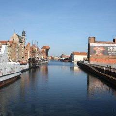 Апартаменты The Best Stay Apartments Гданьск приотельная территория