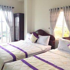 Dac Dat Hotel комната для гостей фото 5