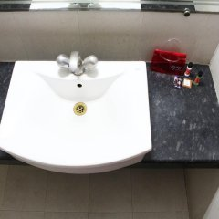 Отель Oyo 2082 Dwarka ванная