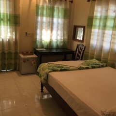 Отель Hoang Nga Guest House 2* Стандартный номер с двуспальной кроватью фото 6
