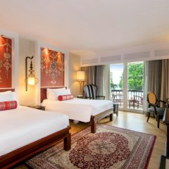 Отель Siam Bayshore Resort Pattaya 5* Номер Делюкс с двуспальной кроватью фото 8