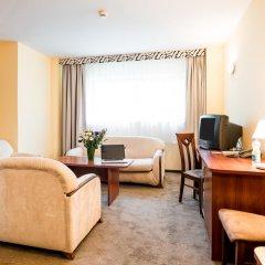 Sangate Hotel Airport 3* Улучшенные апартаменты с различными типами кроватей фото 2