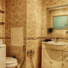 Апартаменты Delegatskaya Apartment Москва ванная