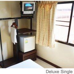 Отель Rambuttri Village Inn & Plaza 3* Номер категории Премиум с различными типами кроватей фото 16