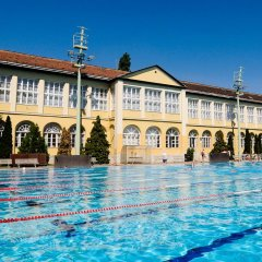 Budapest Csaszar Hotel бассейн