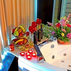 Hotel Vlora International 3* Улучшенный номер с различными типами кроватей фото 5