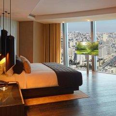 Отель Amman Rotana 5* Люкс с различными типами кроватей фото 5