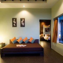 Отель Baan Chaweng Beach Resort & Spa 3* Люкс с видом на пляж с различными типами кроватей фото 3