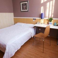 Beijing Sicily Hotel 2* Стандартный номер с двуспальной кроватью фото 3