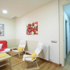 Отель Barcelona Sants Station Apartments Испания, Барселона - отзывы, цены и фото номеров - забронировать отель Barcelona Sants Station Apartments онлайн интерьер отеля фото 3