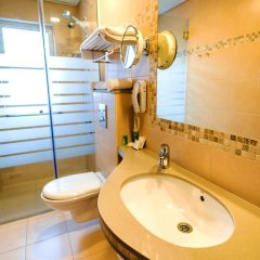 Отель Golden Walls Иерусалим ванная