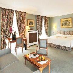 Hotel Le Littre 4* Стандартный номер с различными типами кроватей фото 6