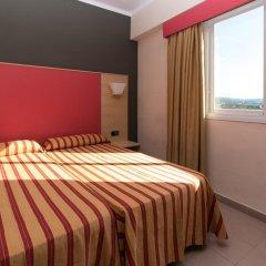 Отель The Red by Ibiza Feeling 2* Номер категории Эконом с 2 отдельными кроватями фото 3