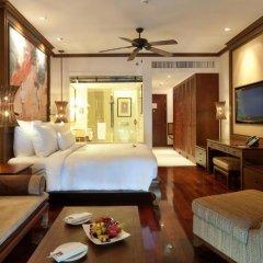 Отель JW Marriott Khao Lak Resort and Spa 5* Номер Делюкс с различными типами кроватей фото 3