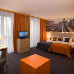 MDM Hotel City Centre 3* Стандартный номер с разными типами кроватей фото 2