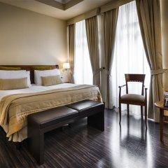 Hotel Dei Cavalieri 4* Номер Бизнес с двуспальной кроватью фото 11
