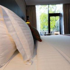 DoubleTree by Hilton Hotel London - Hyde Park 4* Номер Делюкс с различными типами кроватей фото 4