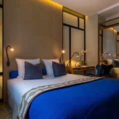 Отель Hôtel Bel Ami 5* Стандартный номер с различными типами кроватей фото 6