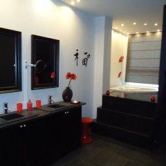 Отель B&B Luxe Suites-1-2-3 5* Люкс с различными типами кроватей фото 4