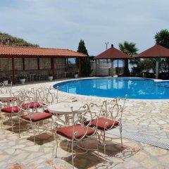 Отель Panorama Sarande Албания, Саранда - отзывы, цены и фото номеров - забронировать отель Panorama Sarande онлайн бассейн фото 2