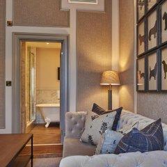 Отель Intercontinental Edinburgh the George 5* Люкс с различными типами кроватей фото 2