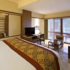 Отель Grand Hyatt Bali 5* Номер Делюкс с двуспальной кроватью фото 2