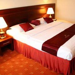 Hotel Holiday Zagreb 3* Стандартный семейный номер с двуспальной кроватью фото 4