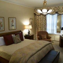 Отель The Sherry Netherland 4* Улучшенный номер с различными типами кроватей