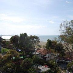 Hotel Marika пляж фото 2