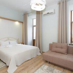 Бассейная Апарт Отель Студия с разными типами кроватей фото 16