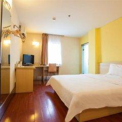 Отель 7 Days Inn Chunxi Pedestrian Street комната для гостей фото 3