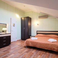 Гостиница Континент 2* Люкс с двуспальной кроватью фото 15