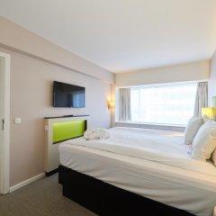 Thon Hotel Brussels City Centre 4* Люкс с двуспальной кроватью фото 11