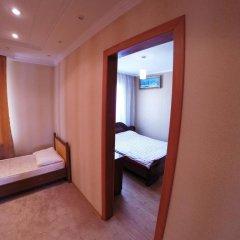 Гостиница Майкоп Сити Номер категории Эконом с различными типами кроватей фото 9