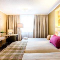 Leonardo Royal Hotel Edinburgh Haymarket 4* Номер Комфорт с двуспальной кроватью фото 2