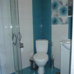 Отель Cherno More 2 Болгария, Поморие - отзывы, цены и фото номеров - забронировать отель Cherno More 2 онлайн ванная фото 2