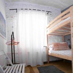 АРТ хостел Культура Номер Эконом с 2 отдельными кроватями (общая ванная комната) фото 2