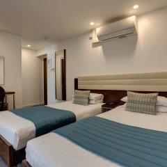 Отель Euston Square 3* Стандартный номер с различными типами кроватей фото 3