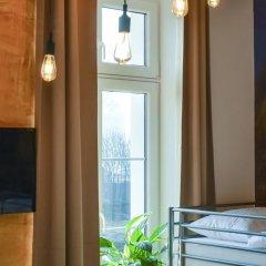 Elewator Gdansk Hostel Кровать в общем номере с двухъярусной кроватью фото 10