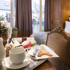 Отель Kleber Champs-Élysées Tour-Eiffel Paris 3* Стандартный номер с двуспальной кроватью фото 9