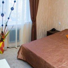 Гостиница Континент 2* Стандартный номер с разными типами кроватей