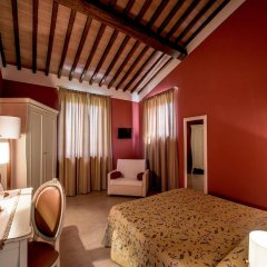 Отель Albergo La Foresteria Синалунга удобства в номере